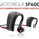 Motorola SF 600 Wireless Sports Headphones Review