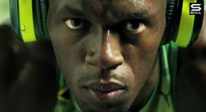 Usain Bolt Headphones by SOUL